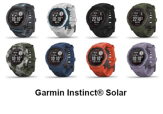Garmin Instinct® Solar