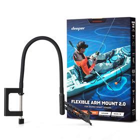 Deeper Flexible Arm Mount 2.0